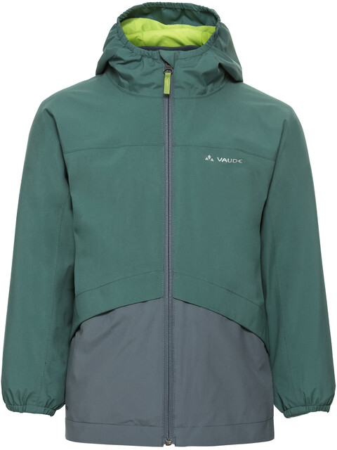 VAUDE Escape 3in1 Jacket Kids eucalyptus